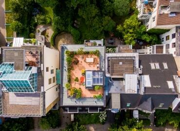 Drohnen Aufnahmen Immobilie Hamburg Immobilienvermarktung Drohnen Service