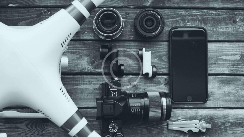 Drohnen Kameras & Linsen