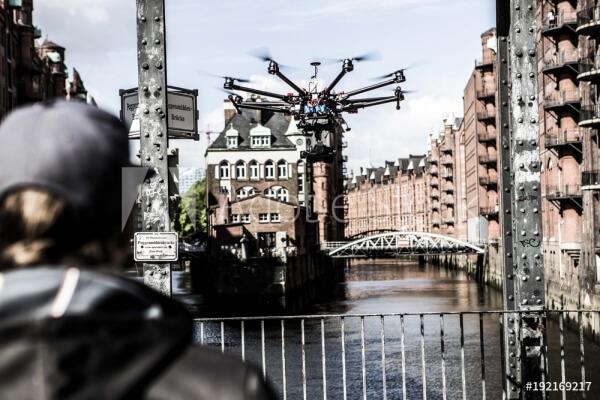 Drohnenaufnahmen Service Veranstaltung Hamburg Drohnen Service Event