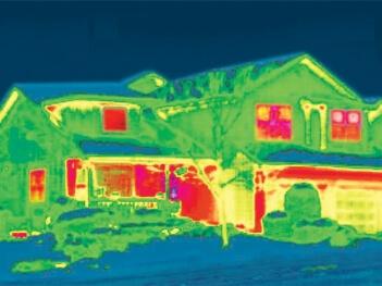 Drohnen Aufnahmen Hamburg Immobilien Wärmebild Energie Effizienz