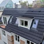 Dachinspektion Regenrinne Drohne Drohneninspektion Gebäudeinspektion Fassadenkontrolle
