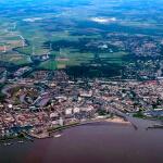 Drohnen Service Bremen Aufnahmen Luftbild