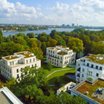 Drohnenaufnahmen Hamburg Immobilien Drohnen Service