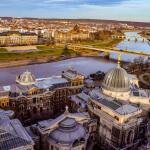 Drohnenaufnahmen Dresden Drohnen Service