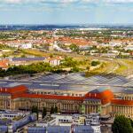 Drohnenaufnahmen Drohnen Service Leipzig
