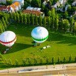 Drohnenaufnahmen Augsburg