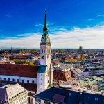 Drohnenaufnahmen Bayern