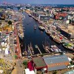 Drohnenaufnahmen Bremerhaven