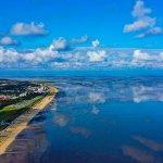 Drohnenaufnahmen Cuxhaven