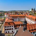 Drohnenaufnahmen Erfurt