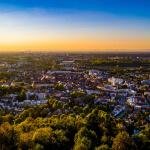Drohnenaufnahmen Karlsruhe