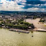 Drohnenaufnahmen Koblenz