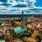 Drohnenaufnahmen Lüneburg