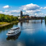 Drohnenaufnahmen Magdeburg