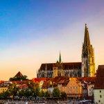 Drohnenaufnahmen Regensburg