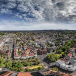 Drohnenaufnahmen Service Bielefeld