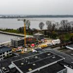 Drohnenaufnahmen Wedel Hamburg